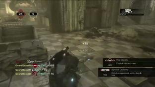 Gears of War 3 - Jacinto map video (ze hry)