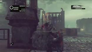 Gears of War 3 - cove map video