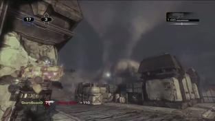 Gears of War 3 - artillery map video video