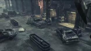 Gears of War 3 - Ravendown flythrough video
