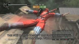 Ninja Gaiden 3 - vývojářský deníček #4