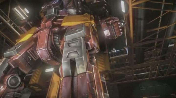 MechWarrior Online - trailer
