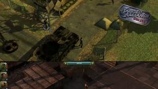 Jagged Alliance Online - walkthrough video