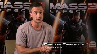 Mass Effect 3 - casting video