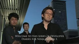 Ninja Gaiden 3 - vývojářský deníček