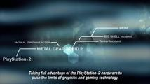 Metal Gear Solid HD Collection - launch trailer