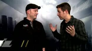 Mass Effect 3 - záběry z Marsu