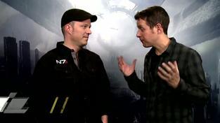 Mass Effect 3 - záběry ze singleplayeru