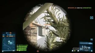 Battlefield 3 Back to Karkand - nahrávka #2
