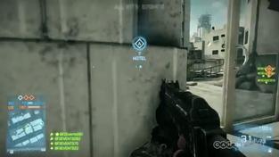 Battlefield 3 Back to Karkand - nahrávka #1