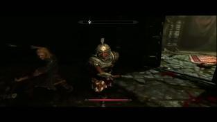 The Elder Scrolls V: Skyrim - úvodních 20 minut ze hry #2