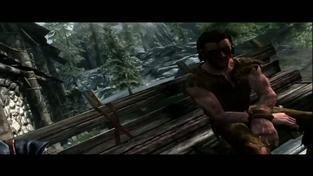 The Elder Scrolls V: Skyrim - úvodních 20 minut ze hry #1