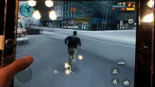 Grand Theft Auto III - video z hraní na iPadu