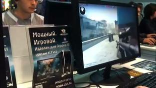 Counter Strike: GO - záběry z veletrhu Igromir