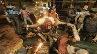 Resident Evil 6 - Left 4 Dead 2 DLC trailer