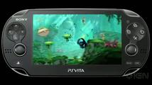 Rayman Origins - TGS 2011 video (PS Vita)