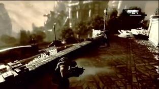 Gears of War 3 - uvodnich 15 minut