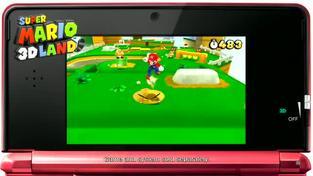 Super Mario 3D Land - TGS 2011 video