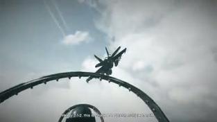 Battlefield 3 - záběry z boje ve stíhačce