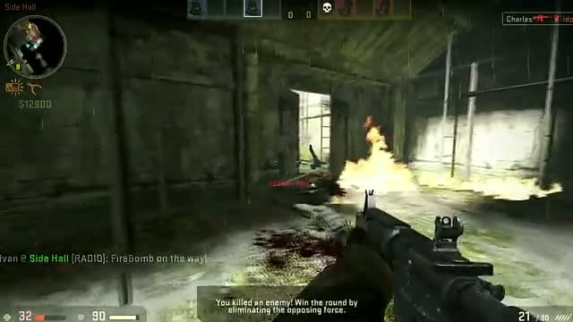 Counter-Strike GO - video-preview