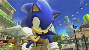 Sonic Generations - GC 2011 trailer