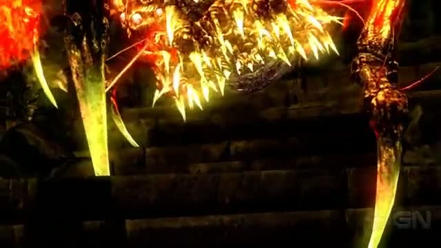 Dark Souls - GC 2011 trailer