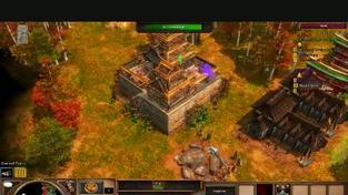 Age of Empires III: Asian Dynasties - záběry z hraní