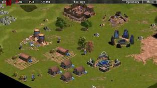 Age of Empires - záběry z hraní