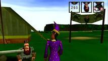 Simon the Sorcerer 3D - záběry z hraní