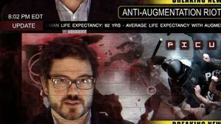 Deus Ex: Human Revolution - hrozba augmentací