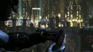 Batman: Arkham City - 12 minut záběrů ze hry