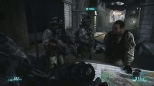 Battlefield 3 - lokalizační trailer
