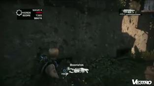 Gears of War 3 - představení Horde 2.0 módu