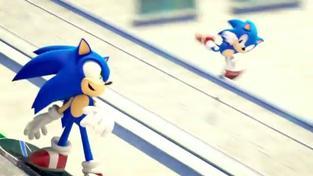 Sonic Generations - E3 2011 trailer
