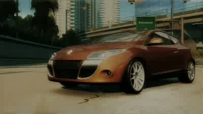 Need for Speed Undercover renault trailer