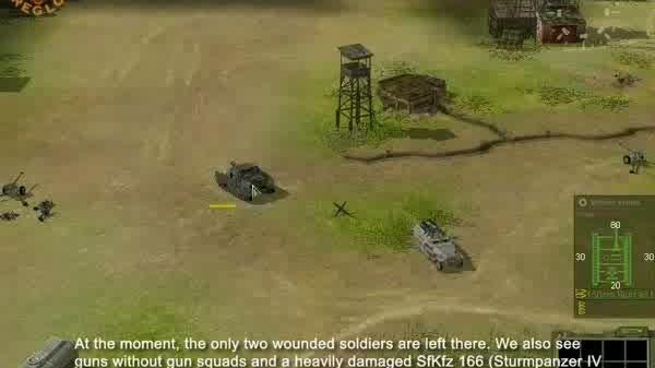 Sudden Strike 3 AI trailer