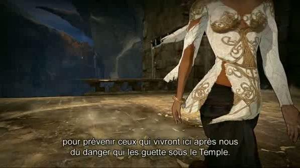 Prince of Persia Elika trailer