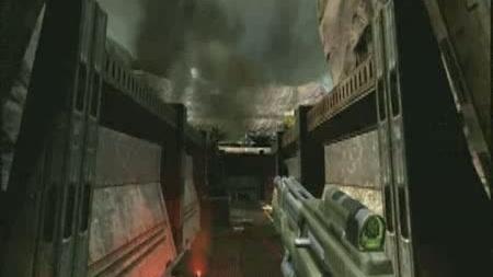 Quake IV gameplay