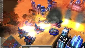 Empire Earth III Tiscali video 2
