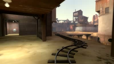 Team Fortress 2 goldrush trailer