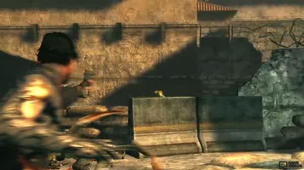 Dark Sector Weapons video