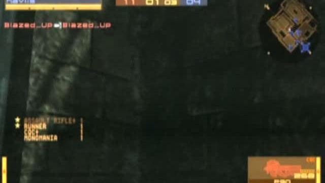 MGO - Tiscali Games video 1