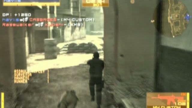 MGO - Tiscali Games video 11