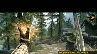 The Elder Scrolls V: Skyrim - E3 2011 gameplay video