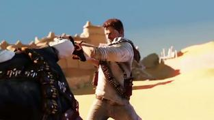 Uncharted 3 - E3 2011 trailer