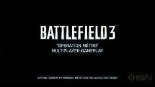 Battlefield 3 - E3 2011 MP trailer