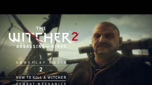 Zaklínač 2 - launch video #1