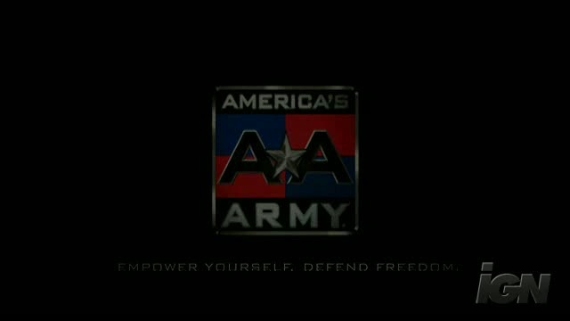 Americas Army True Soldiers - sniper video