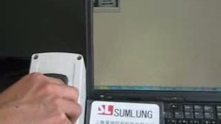 E-ticket solution-read qr code in mobile phone and name card.2d barcode reader.barcode scanner