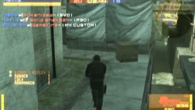 MGO - Tiscali Games video 2
